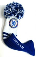 Official Chelsea FC Pompom GOLF Fairway Headcover